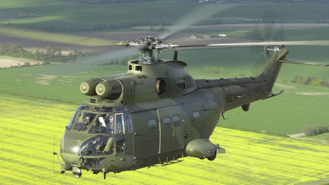 Aérospatiale Puma