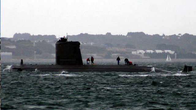 The Navy operates the domestically-built Agosta 90B submarines