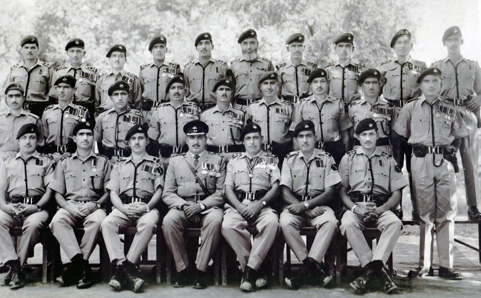 History of Pakistan Army