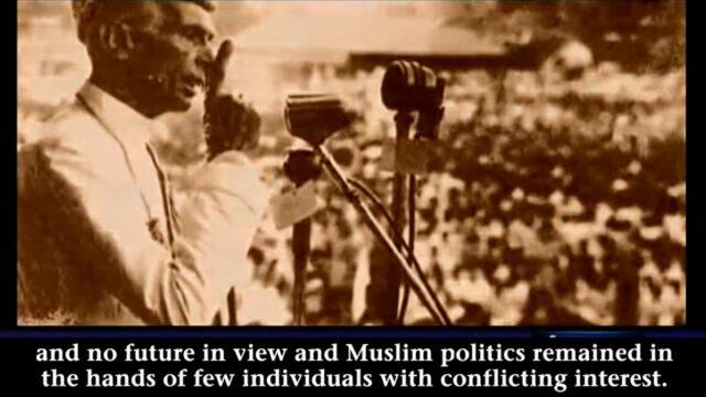 Quaid e Azam Ali Jinnah's address to the Nation