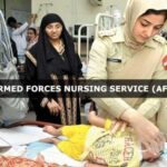 Join Pak Army as AFNS - Armed Forces Nursing Service