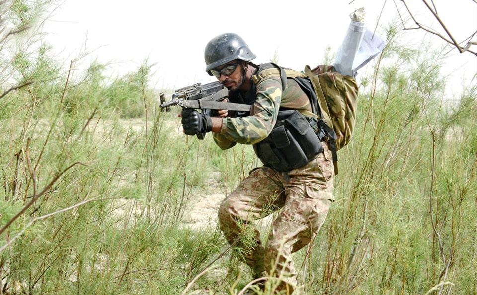 Pak Soldier