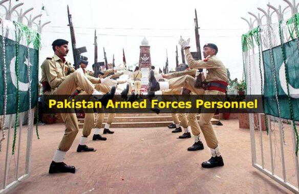 Pakistan Armed Forces Personnel