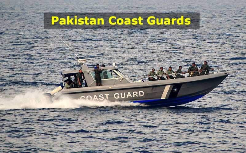 Pakistan Coast Guards (PCG)