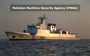 Pakistan Maritime Security Agency (PMSA)