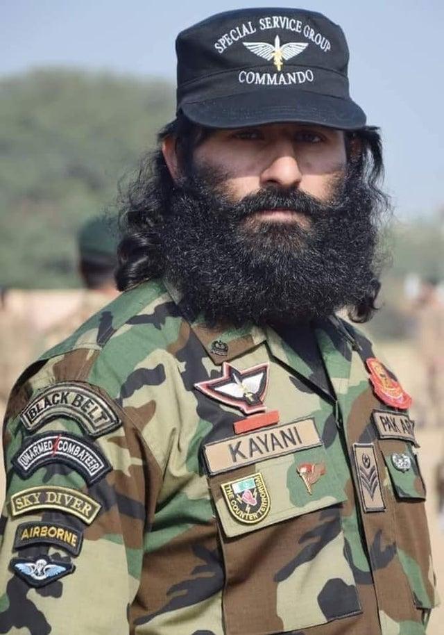SSG Commando