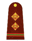 Subedar insignia pakistan army